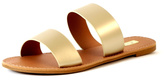 Qupid Double Band Sandal