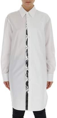 Maison Margiela Foil Placket Long Shirt