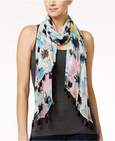 INC International Concepts Flamingo Sunset Scarf, Created for Macy's