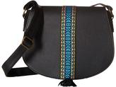 Gabriella Rocha Shaylee Crossbody Saddle Bag with Tassel