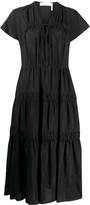 See by Chloe georgette long dress