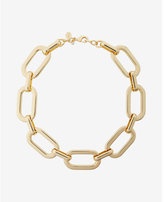 Express Oval Status Link Necklace