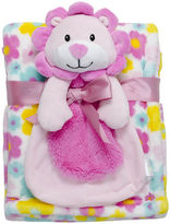 Cutie Pie Baby 2-pc. Blanket and Lion Doll Set