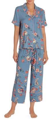 In Bloom 2-Piece Printed Pyjama Set