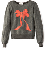 Wildfox Couture I'm the Present Baggy Beach Jumper