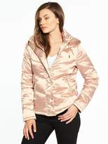 Very Satin Padded Jacket