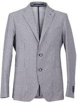 Tagliatore Blend Cotton Jacket