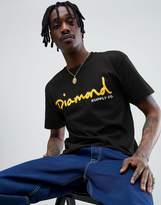 Diamond Supply Co. T-Shirt With Logo