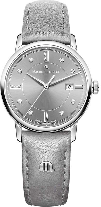 Maurice Lacroix EL1094-SS001-250-1 Eliros Date stainless steel watch