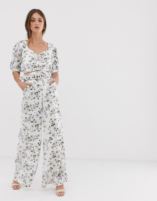 We Are Kindred Frenchie palazzo pants