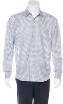 Gucci Gingham Woven Shirt
