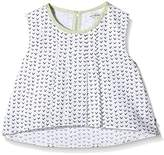 French Connection Girl's Flying V Cotton Voile Top