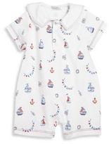 Kissy Kissy Baby's Seven Seas Cotton Short Playsuit