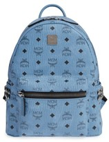 MCM 'Small Stark' Side Stud Backpack - Black