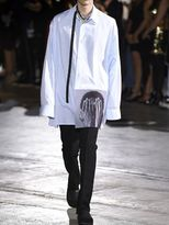 Raf Simons Alistair Butler Oversized Cotton Shirt
