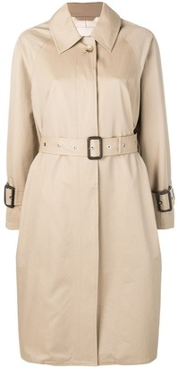 MACKINTOSH Honey Cotton Single Breasted Trench Coat LM-097BS