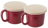 Berghoff Geminis Covered Cups (Set of 4)