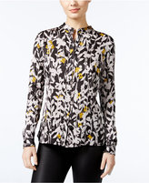 GUESS Catee Collarless Shirt