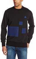 Vivienne Westwood Men's Tech Felpa Double Sweatshirt
