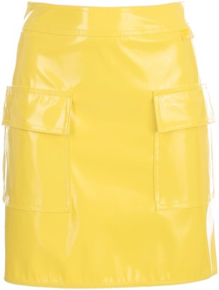 Love Moschino Skirt W/big Pockets