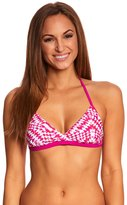 Speedo Geo Tropic Halter Swimsuit Top 7535818