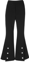 Ellery Fourth Element Cropped Flare Trouser