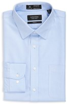 Nordstrom Men's Smartcare(TM) Trim Fit Herringbone Dress Shirt