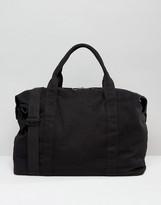 Asos Duffle Bag In Black