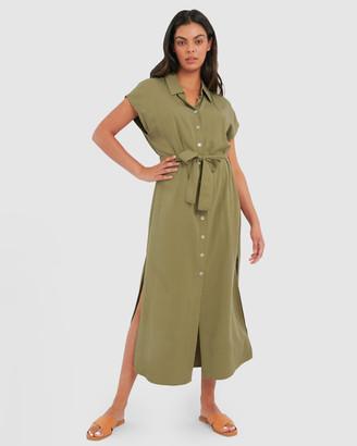 Forcast Vicky Shirt Dress