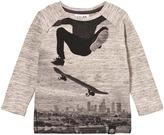 Molo Skater In The Air Long Sleeve Raldric T-Shirt
