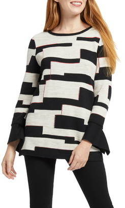 Nic+Zoe Make Your Path Sweater