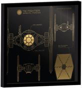 Star Wars Episode VII The Force Awakens Tie Fighter Canvas Wall Art