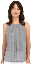 MICHAEL Michael Kors Estrada Pleat Top