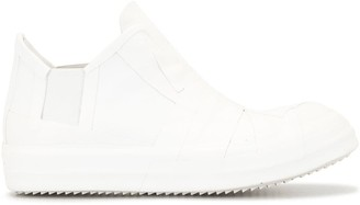 Rick Owens Slip-On Rubber Trainers