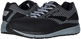 Brooks Addiction Walker Suede (Black/Primer/Black) Men's Walking Shoes