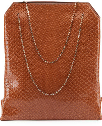 The Row Small Lunch Bag in Python