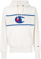 Champion branded hoodie