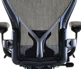 Herman Miller Aeron Chair PostureFit Support Kit by Graphite Size C