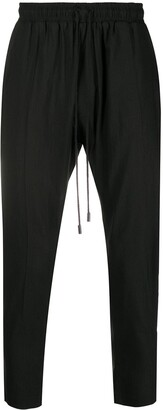 Alchemy High-Waisted Tapered Trousers