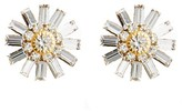 The Well Appointed House Morningside Sunburst Stud Earrings - IN STOCK IN OUR GREENWICH STORE FOR QUICK SHIPPING
