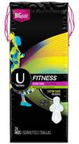 UBK Fitness Pads with Wings Heavy Absorbency - 26ct