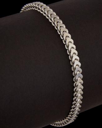 Italian Silver Franco Bracelet