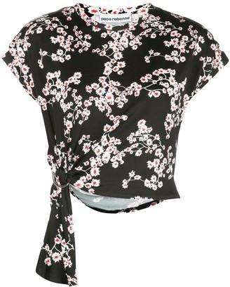 Paco Rabanne Sakura tie top