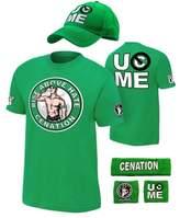 Freeze John Cena Never Give Up WWE Kids Boys Youth Costume-S (6-7)