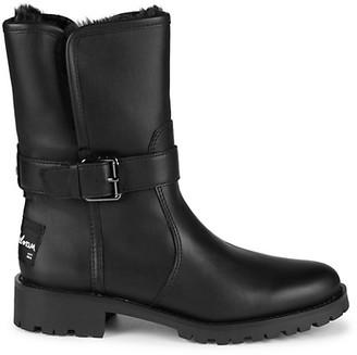 Sam Edelman Jeanie Faux Fur-Lined Winter Boots