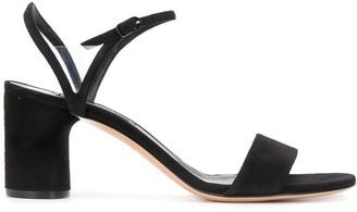 Casadei mid-heel strappy sandals