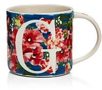 Anthropologie Home Anthropologie Dawn Monogram Mug