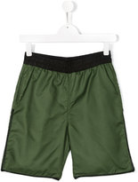 MSGM swim shorts - kids - Polyester - 14 yrs