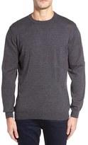 Bugatchi Men's Merino Wool Sweater