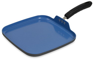 Bed Bath & Beyond Denmark Tools for Cooks® Hard Anodized 10.5-Inch Nonstick Square Griddle